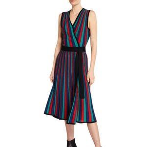 NWT Diane von Furstenberg Cadenza wrap dress